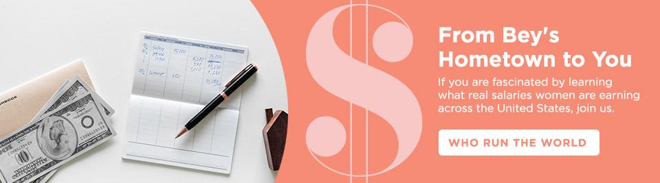 The Salary Project™   Houston Salary Report   Career Contessa
