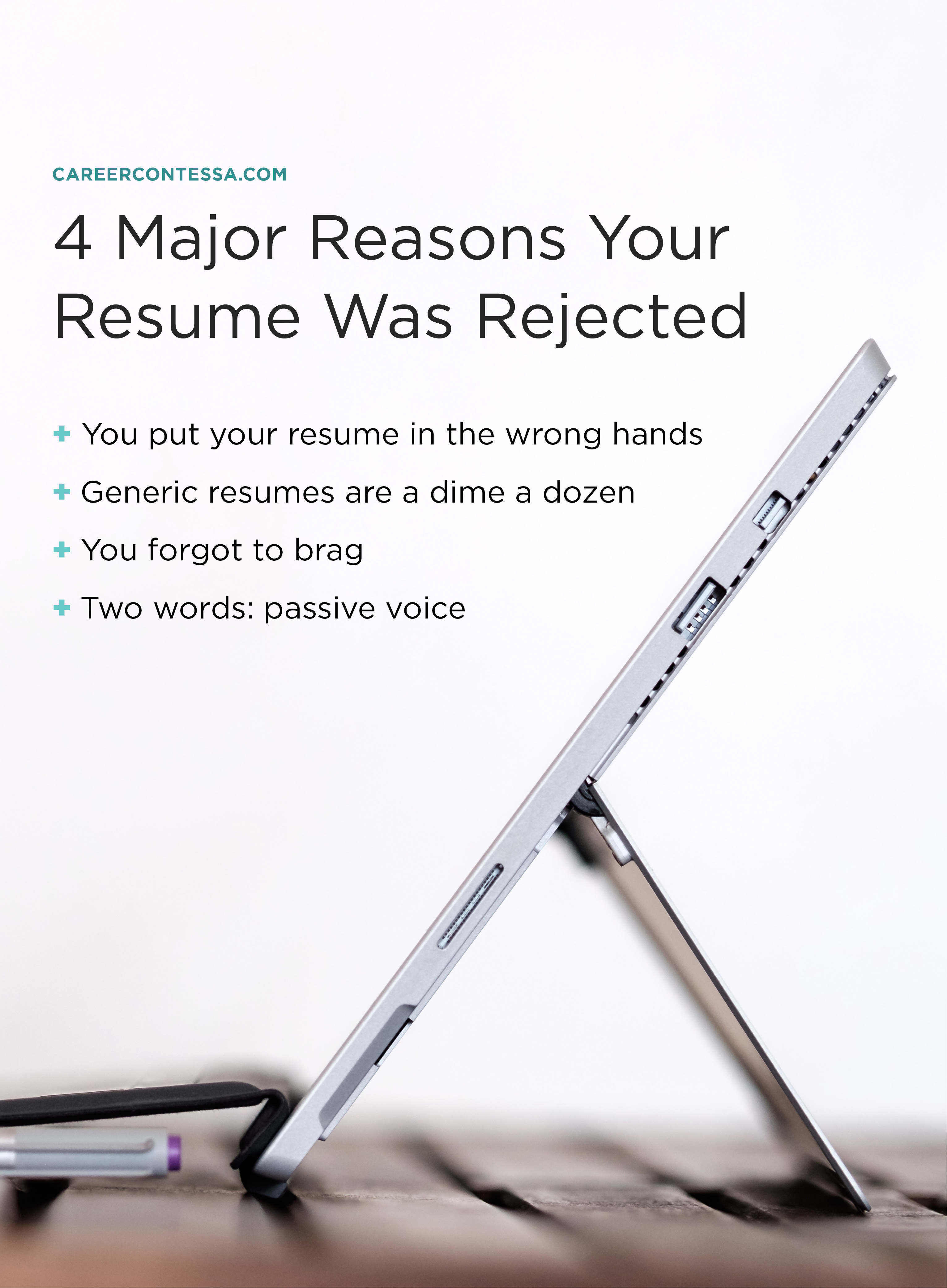 the resume mistakes you re making and how to stop career contessa
