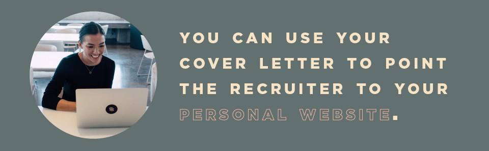 how to explain a career change in cover letter