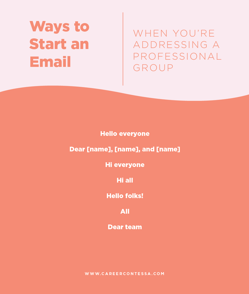Professional Ways To End A Letter from www.careercontessa.com