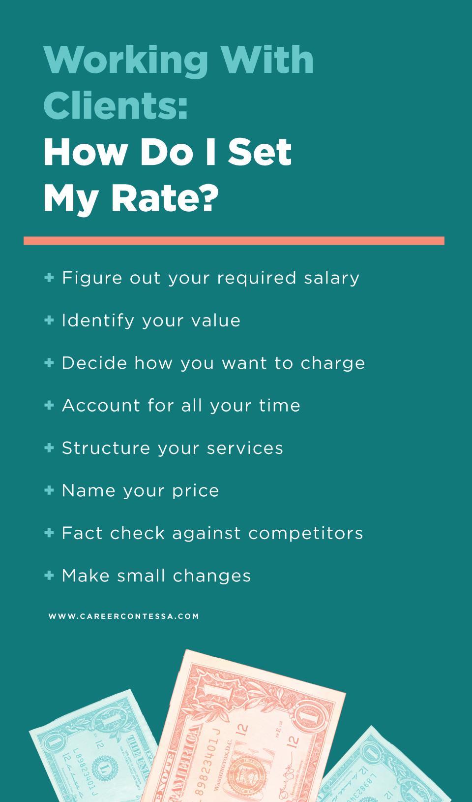 Freelance Price Yourself