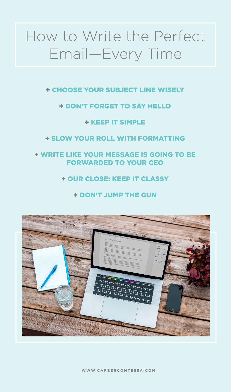 Write the Perfect Email
