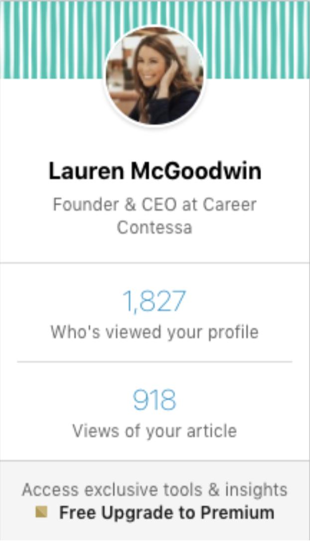 Increase LinkedIn Profile Views