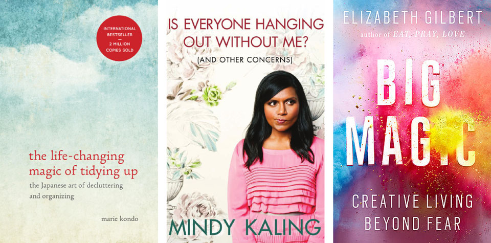 The Best Books For Women Who Hate Self Help But Love Self