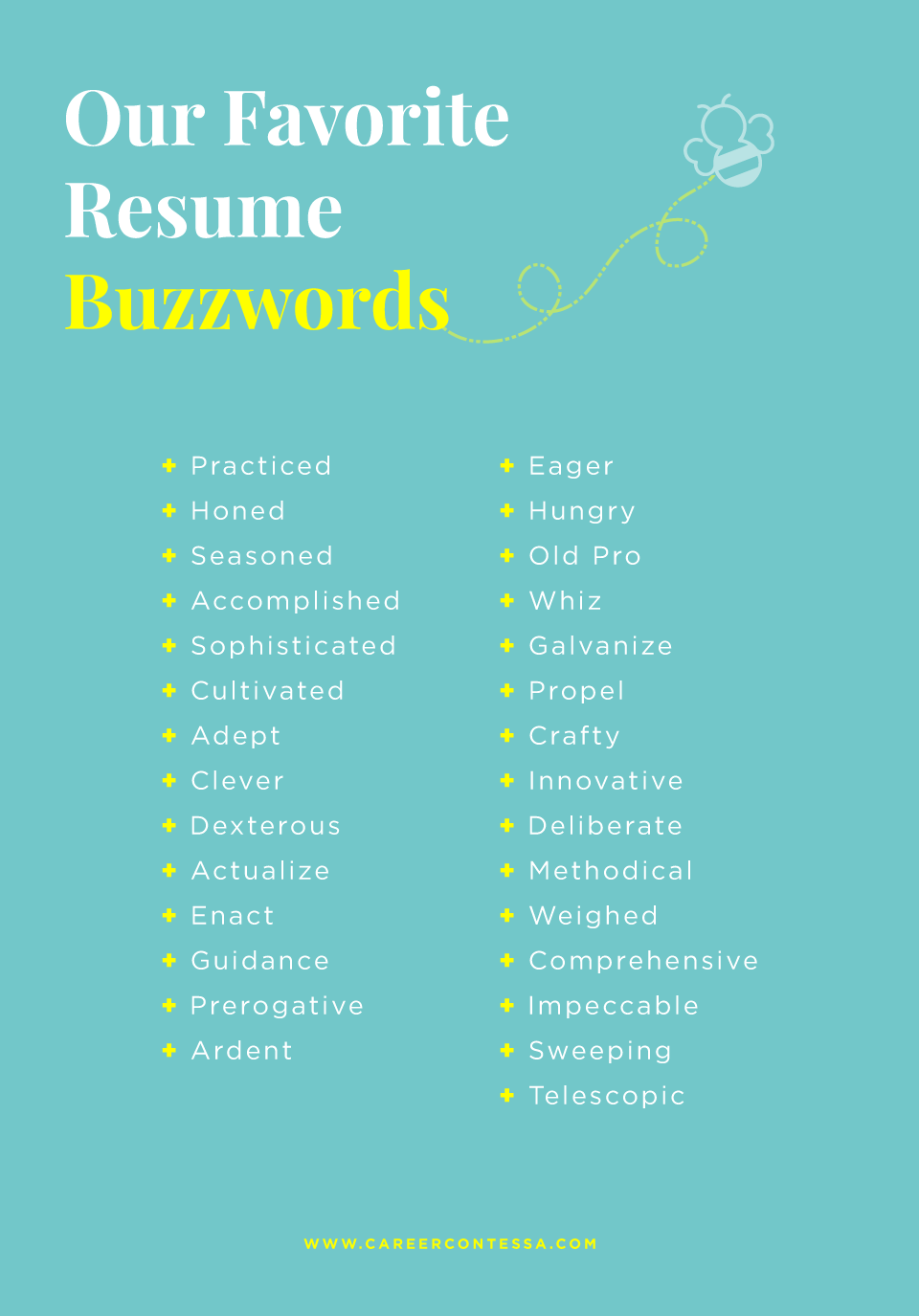 113 resume buzzwords u2014what to use and what to avoid