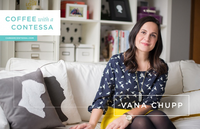 Coffee With A Contessa Vana Chupp Career Contessa