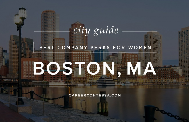 Companies With The Best Perks For Women Boston Ma
